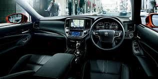 lexus ls vs toyota crown toyota updates the crown premium sedan in japan 51 photos