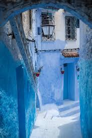 Morocco Blue City by Travel Morocco Blue City Polka Photos