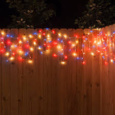 red white icicle lights 8 patriotic lighting ideas to show your pride christmas lights