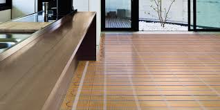 suntouch radiant floor heating melting systems