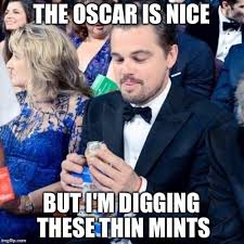 Leo Memes - leo and his girl scout cookies imgflip