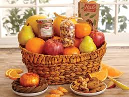 thanksgiving fruit basket thanksgiving harvest basket
