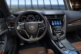 cadillac jeep interior 7 best car interiors under 60 000 autotrader