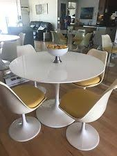 Tulip Table And Chairs Tulip Table Chairs Ebay