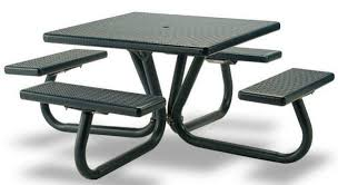 outdoor chair with table attached dining table square with attached chair hilltop norix