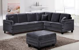 Suede Sectional Sofas Sectional Sofas Microfiber Sectional Sofas At Comfyco Com Modern