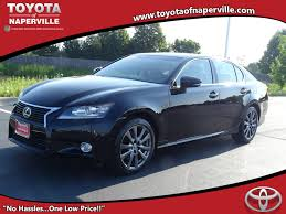 lexus owned by toyota pre owned 2015 lexus gs 4d sedan in naperville 25831 toyota of