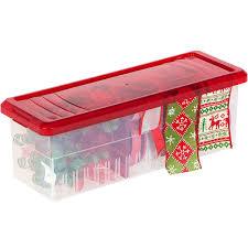 plastic ribbon plastic ribbon box and dispenser in gift wrap organizers