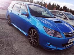 subaru exiga 2016 subaru exiga gt station wagon 2009 used vehicle nettiauto