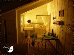 chambre bonne musée de la miniature lyon vitrine la chambre de bonne