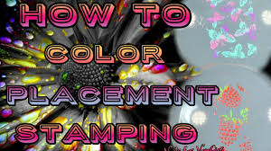 newbie simple nail art tutorials how to advanced stamping color placement nail art nails for