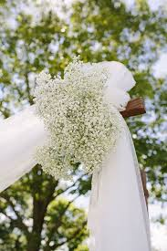 wedding arch kl baby s breath wedding details ceremony arch white fabrics and arch