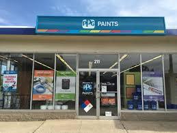 ppg paints danbury paint store