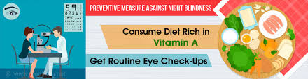 Vitamin A Deficiency Causes Night Blindness Night Blindness Causes Symptoms Diagnosis Treatment U0026 Prevention