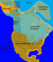 map of america 20000 years ago glaciation in idaho