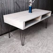 rectangular wood hairpin coffee table coffee table marvellous rectangular wood hairpin coffee table world