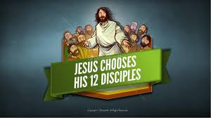 jesus chooses his 12 disciples bible video for kids bible videos