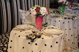 dining table inspiration for your next party simple vases with accessible flowers and delicate china complete the setting it s a great example
