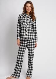 western style flannel pajamas elizabeth cotton luxury pajamas