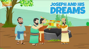 joseph and his coat of many colors bible stories for kids youtube