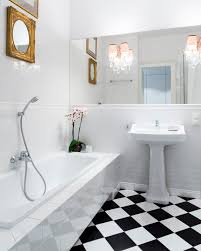1930s bathroom design a look at the use of concrete floors in bathrooms