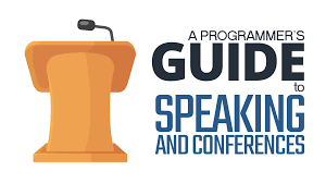 a software developer u0027s guide to speaking and conferences simple