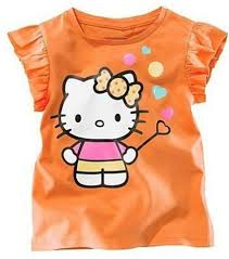 Halloween T Shirts Target by Aliexpress Com Buy Cospot Baby Girls Summer Hello Kitty Tshirt