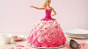 doll cake birthday cake recipe genius kitchen