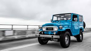 toyota u0027s 40 series land cruisers come back to the states autoweek