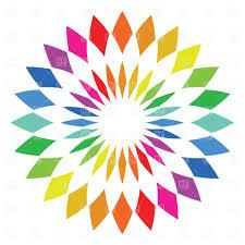 Cmyk Spectrum Rainbow Palette Wheel Vector Image 533 U2013 Rfclipart