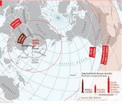 World Map Timeline by A Timeline Of North Korea U0027s Nuclear Ambitions