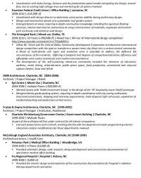 Project Manager Job Resume by Resume Resume Samples Construction Project Manager Example
