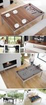Dining Table And Pool Combination by Best 25 Pool Table Dining Table Ideas On Pinterest Pool Tables