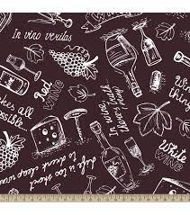 Pinterest Chalkboard by Anti Pill Fleece Fabric Chalkboard Wine Wine Alcohol Quilt
