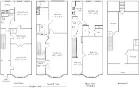 house plan row house duplex floor plan enormo simple search