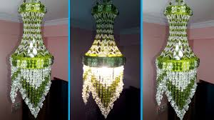 Wall Chandelier How To Make Jhumar At Home Wall Hanging Decoration Beaded
