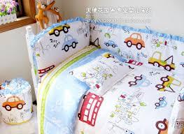 Cot Duvet Covers Favorite Child Car Newborn Baby Bedding Set Cotton Baby Cot