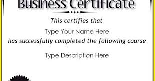 doc 500386 business certificate templates u2013 40 best images about