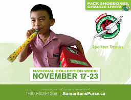 wellspring community church operation christmas child u2026good news