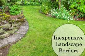 most cheap landscape edging 17 simple and garden ideas for your