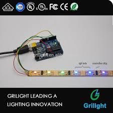 digital led strip types ipd8806 pixel programmable led strip light