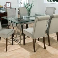 Dining Room Table Glass Top Dining Room Sets Glass Table Jcemeralds Co