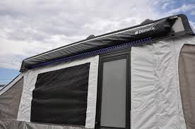 Bag Awnings Options U0026 Accessories For Flagstaff Pop Up Trailers Roberts Sales
