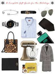 guide to holidays time gift guide a complete gift guide for the