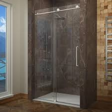 sliding glass shower doors over tub sliding glass shower doors