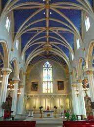 wedding arches louisville ky louisville ky cathedral of the assumption nave the cathed flickr