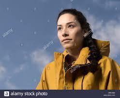 Prison Jumpsuit Woman Wearing Orange Prison Jumpsuit Stock Photo Royalty Free