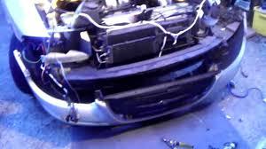 minivan front bumper relay install youtube