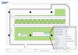 layout floor plan dc layout resizing and laying out shapes for data center floor plans