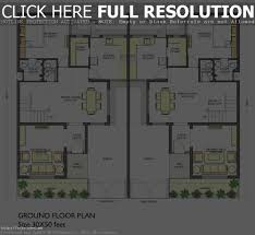 10 villa floor plan house plans size extraordinary nice fine 3050